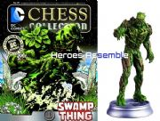 DC Chess Figurine Collection #90 Swamp Thing Forever Evil Eaglemoss